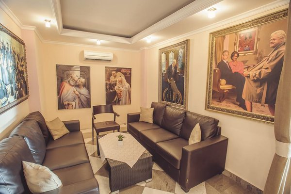 Hotel Romanov - фото 8