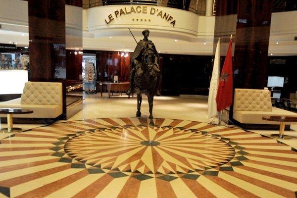 Le Palace d'Anfa - фото 16