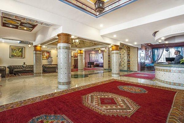 Hotel Club Val d'Anfa - фото 10