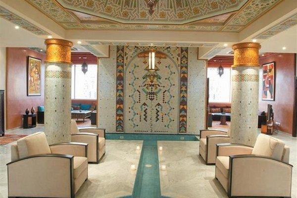 Hotel Club Val d'Anfa - фото 11