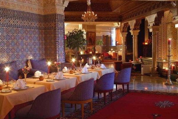 Hotel Club Val d'Anfa - фото 8