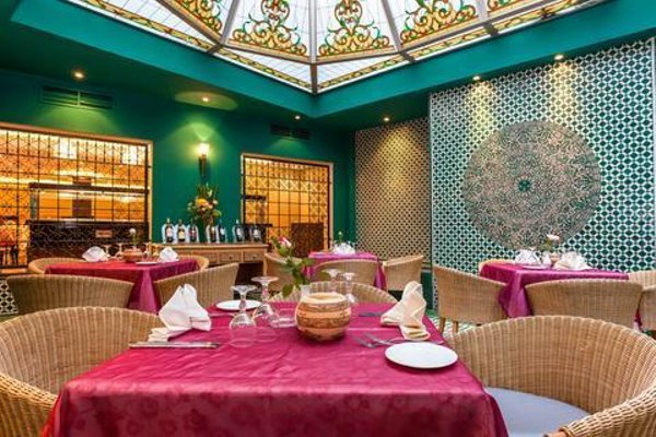 Atlas Almohades Casablanca City Center - фото 11