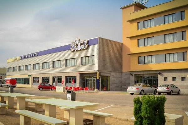 Hotel Don Fidel - фото 18
