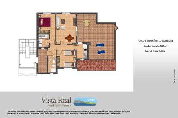 Apartamentos Vista Real - фото 14