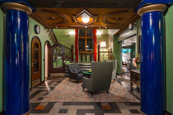 Radisson Blu Grand Hotel Tammer - фото 16