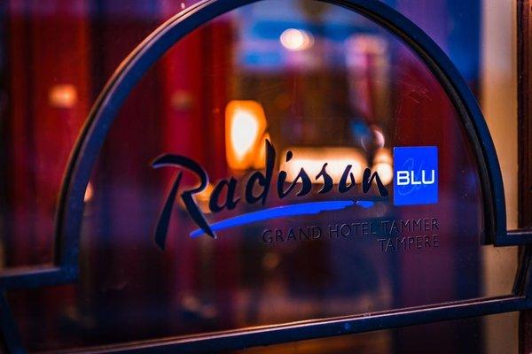 Radisson Blu Grand Hotel Tammer - фото 18