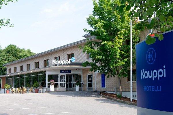 Hotel Kauppi - фото 22