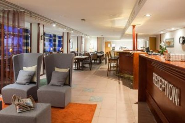 Hotel Kauppi - фото 8