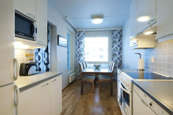 Kotimaailma Apartments Tampere - фото 13