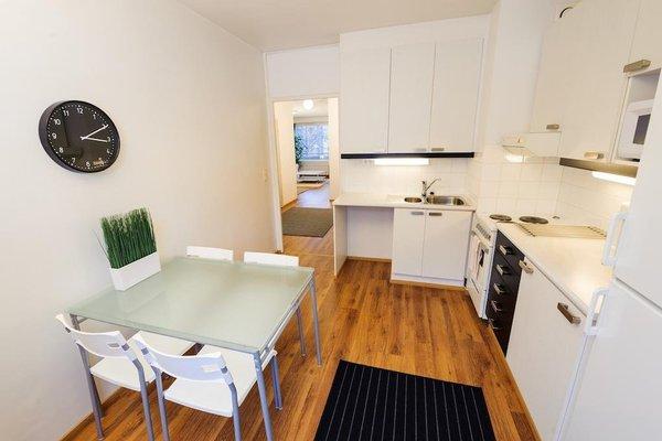 Kotimaailma Apartments Tampere - фото 14