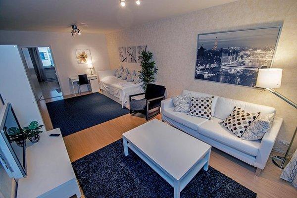 Kotimaailma Apartments Tampere - фото 18