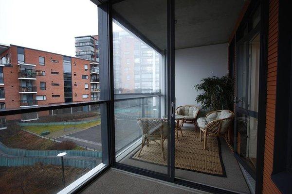 Kotimaailma Apartments Tampere - фото 19