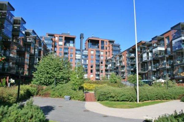 Kotimaailma Apartments Tampere - фото 21