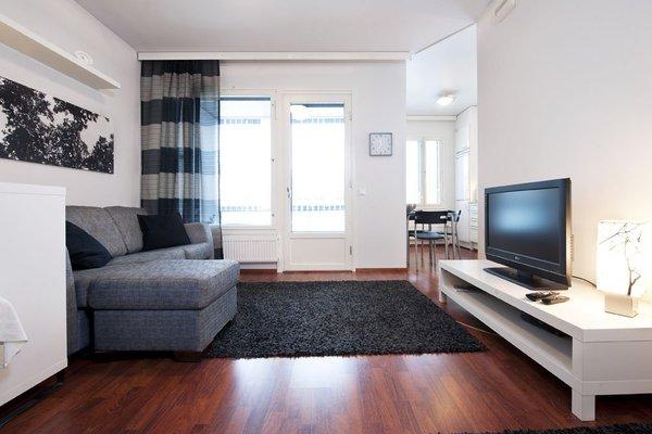 Kotimaailma Apartments Tampere - фото 8