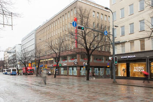 Omena Hotel Tampere - фото 21