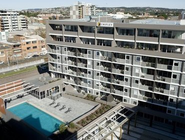 Апартаменты Chifley Apartments Newcastle