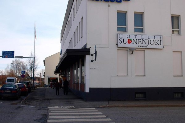 Hotel Suonenjoki - фото 22