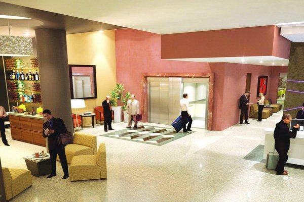 HS HOTSSON Hotel Queretaro - фото 13
