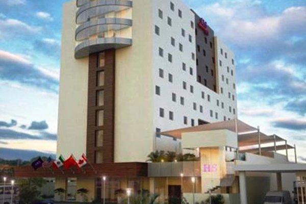 HS HOTSSON Hotel Queretaro - фото 22