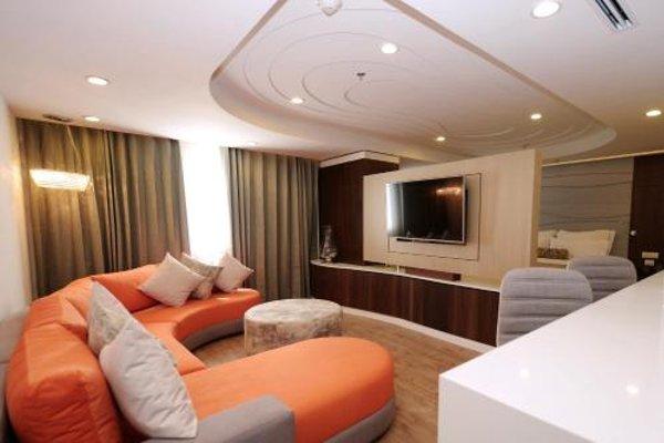 HS HOTSSON Hotel Queretaro - фото 4