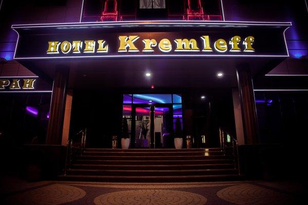 Отель Кремлефф - фото 14