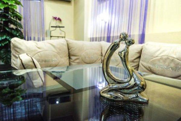Отель Кремлефф - фото 16