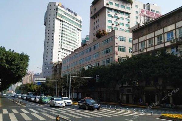 Chengdu Population Hotel - 9