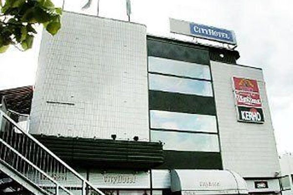 Omena Hotel Seinajoki - фото 22