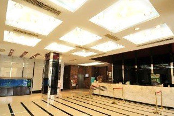 Jinjiang Inn Ningbo Maocheng - фото 15