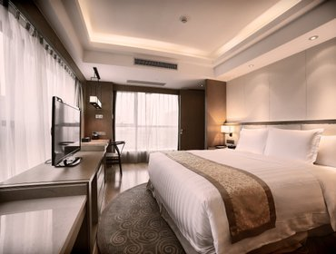 Гестхаус Pan Pacific Serviced Suites Ningbo