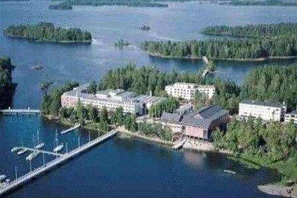 Summer Hotel Vuorilinna - фото 11