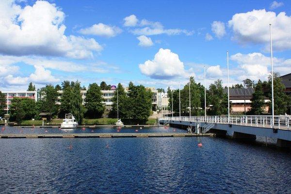 Summer Hotel Vuorilinna - фото 13