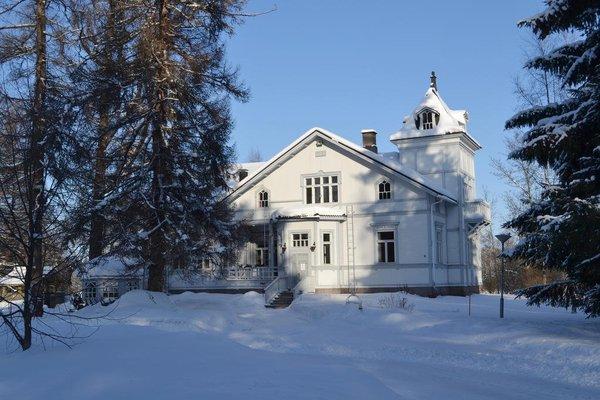 Hotel Olkkolan Hovi - фото 16