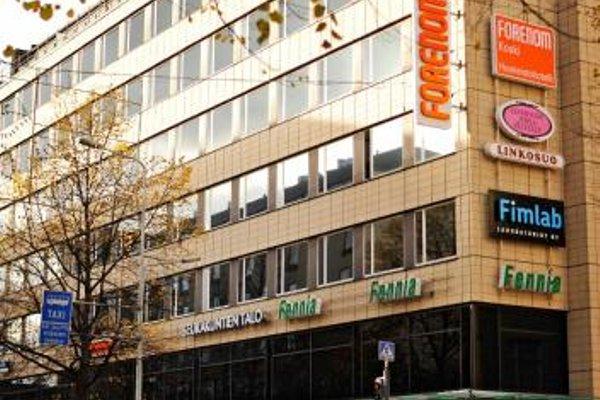Forenom Aparthotel Tampere City - фото 20
