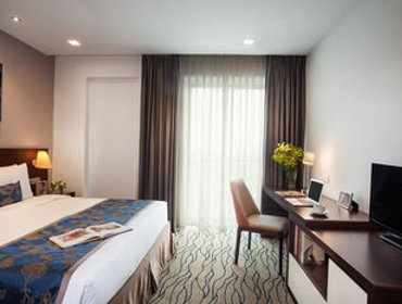 Апартаменты Somerset Central TD Hai Phong City