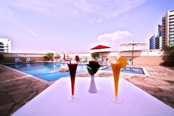 Rose Garden Hotel Apartments - Bur Dubai - 26