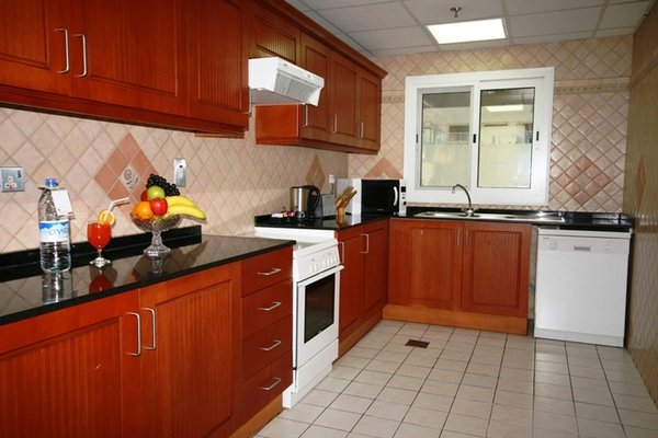 Rose Garden Hotel Apartments - Bur Dubai - 10