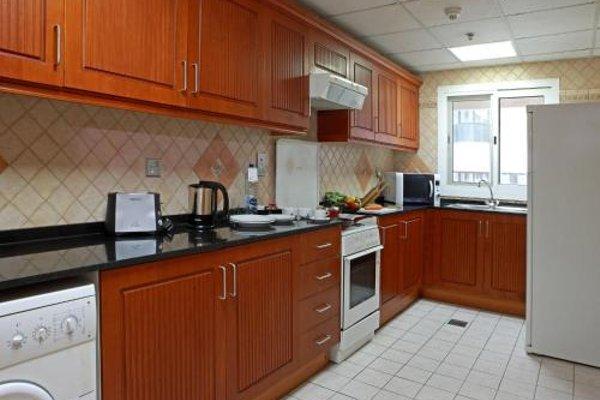 Rose Garden Hotel Apartments - Bur Dubai - 11