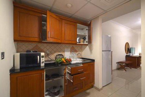 Rose Garden Hotel Apartments - Bur Dubai - 12