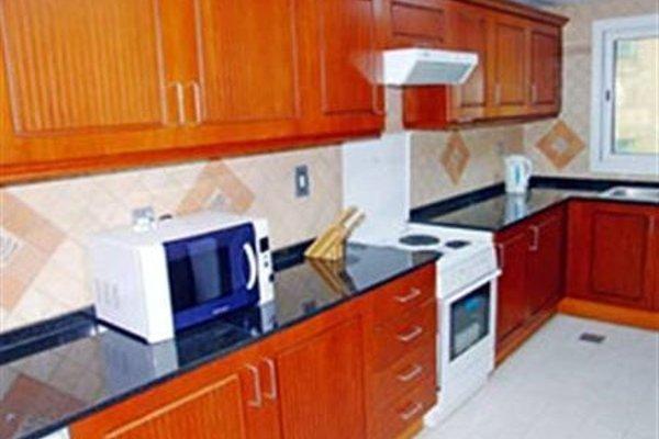 Rose Garden Hotel Apartments - Bur Dubai - 13