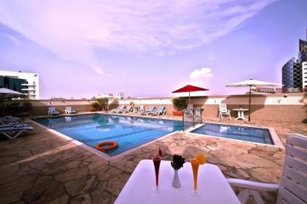 Rose Garden Hotel Apartments - Bur Dubai - 21