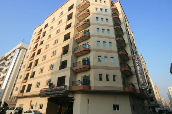 Rose Garden Hotel Apartments - Bur Dubai - 22