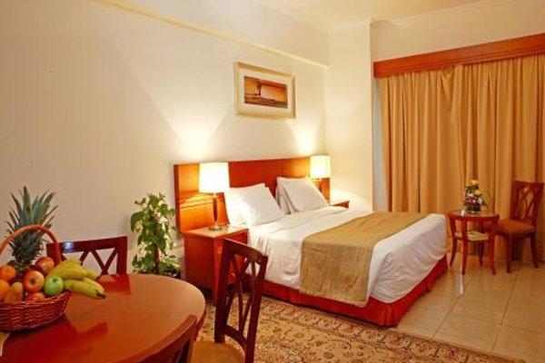 Rose Garden Hotel Apartments - Bur Dubai - 3