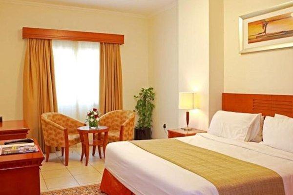 Rose Garden Hotel Apartments - Bur Dubai - 4