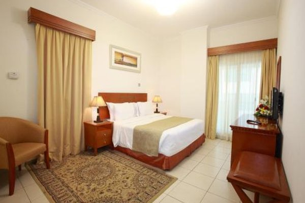 Rose Garden Hotel Apartments - Bur Dubai - 5