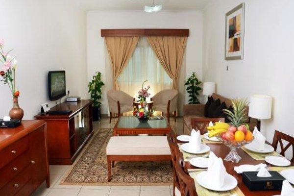 Rose Garden Hotel Apartments - Bur Dubai - 6