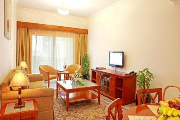 Rose Garden Hotel Apartments - Bur Dubai - 7