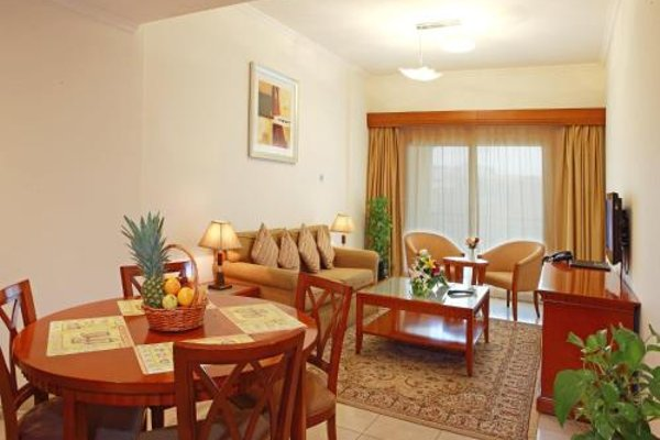 Rose Garden Hotel Apartments - Bur Dubai - 8