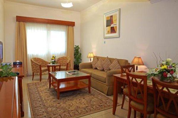 Rose Garden Hotel Apartments - Bur Dubai - 9
