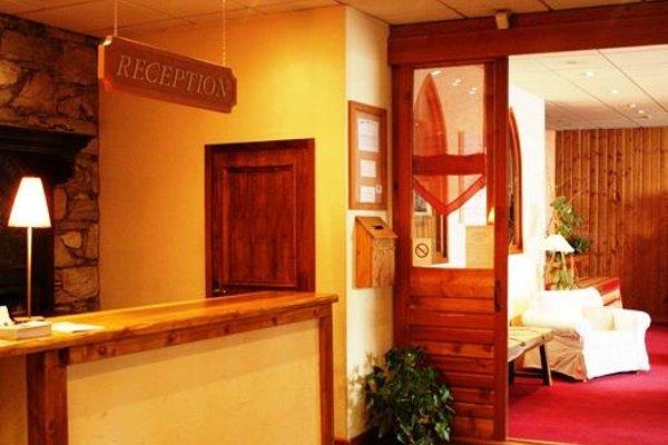 Rеsidence Alpina Lodge - фото 18